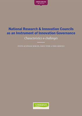 National Research And Innovation Councils As An Instrument O